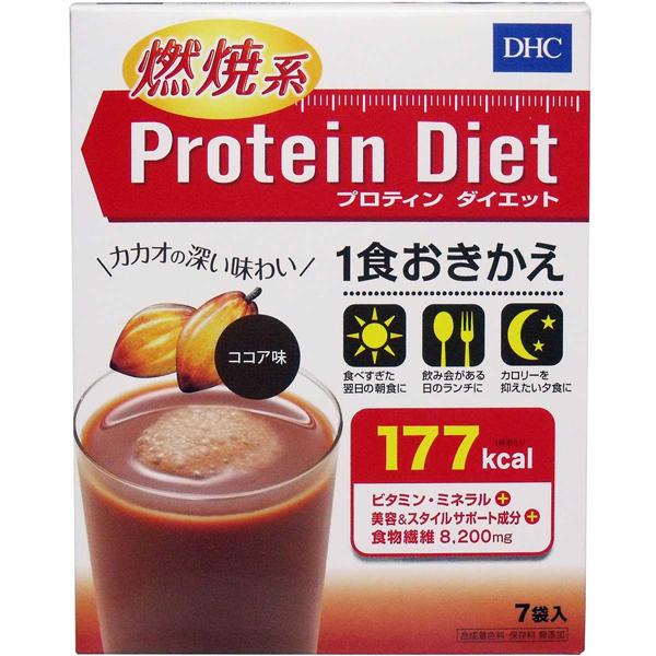 DHC プロティンダイエット (プロテインダイエット) ココア味 7袋入